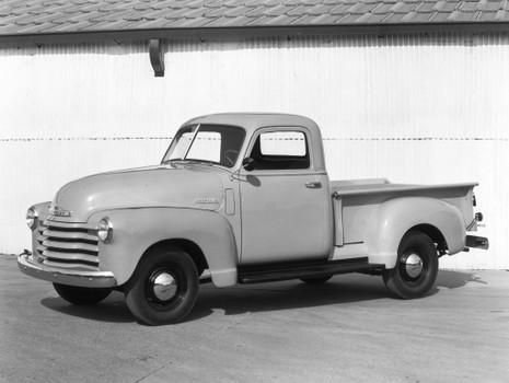 Ngỡ ngàng các mẫu xe tải Chevrolet trong 100 năm qua - ảnh 4