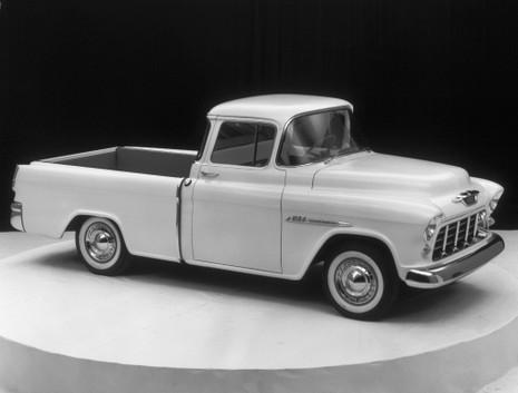 Ngỡ ngàng các mẫu xe tải Chevrolet trong 100 năm qua - ảnh 5