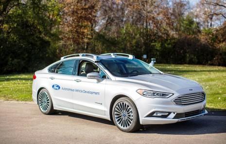 Ford đứng đầu về phát triển công nghệ xe tự lái - ảnh 1