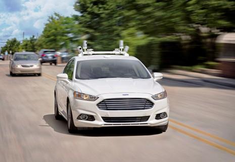 Ford đứng đầu về phát triển công nghệ xe tự lái - ảnh 2