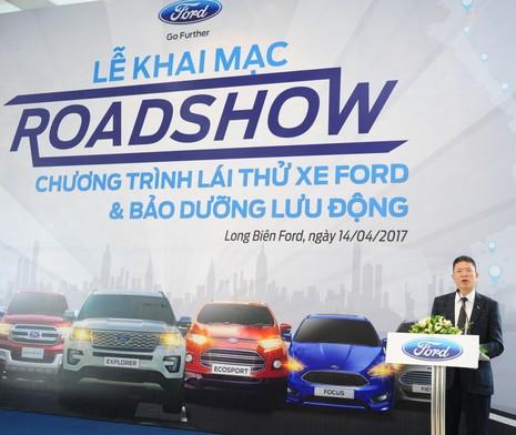 Đăng ký tham gia chương trình Ford Roadshow 2017 - ảnh 1