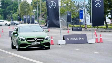 Mercedes-Benz, bất ngờ với thể thao tốc độ - ảnh 5