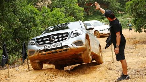 Mercedes-Benz, bất ngờ với thể thao tốc độ - ảnh 8