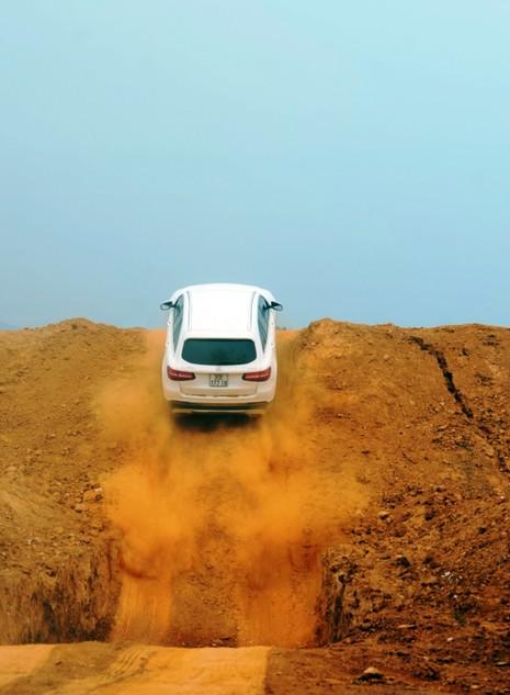 Mercedes-Benz, bất ngờ với thể thao tốc độ - ảnh 9