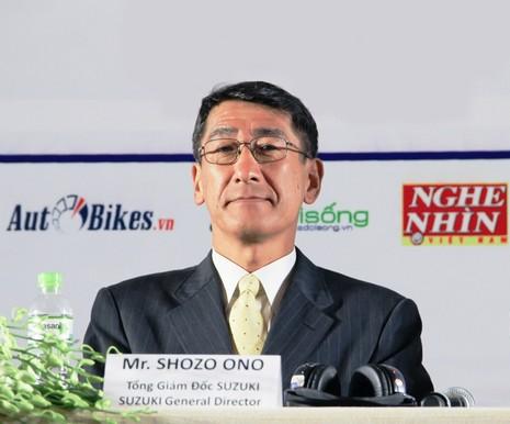 """Những chiếc xe """"xé gió"""" của Suzuki sắp trưng bày - ảnh 1"""