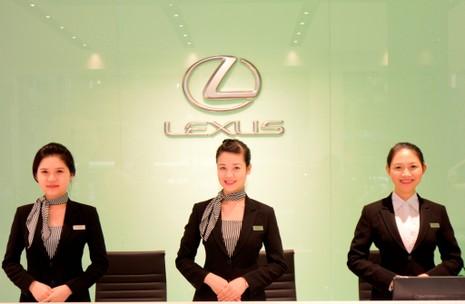 Lexus và hành trình trải nghiệm của những tuyệt tác - ảnh 5