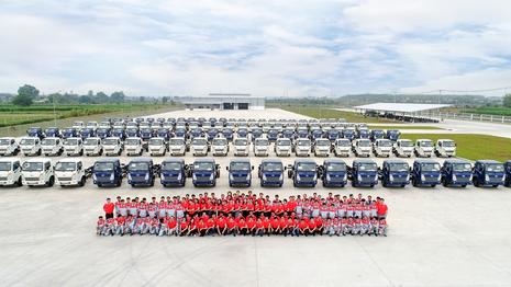 Tera, thương hiệu xe tải gia nhập thị trường Việt Nam - ảnh 1