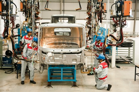 Tera, thương hiệu xe tải gia nhập thị trường Việt Nam - ảnh 3