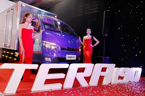 Tera, thương hiệu xe tải gia nhập thị trường Việt Nam - ảnh 5