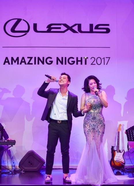 Sang trọng dạ tiệc Lexus Amazing Night 2017 - ảnh 4
