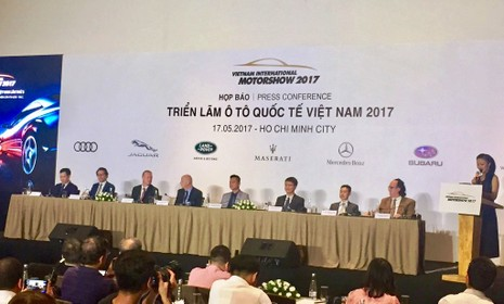 Ngày hội của 7 thương hiệu xe nhập khẩu nổi tiếng - ảnh 1