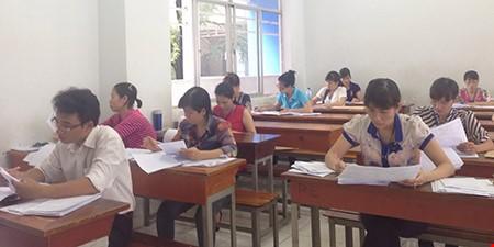 Các trường chấm xong bài thi trước ngày 16-7 - ảnh 1