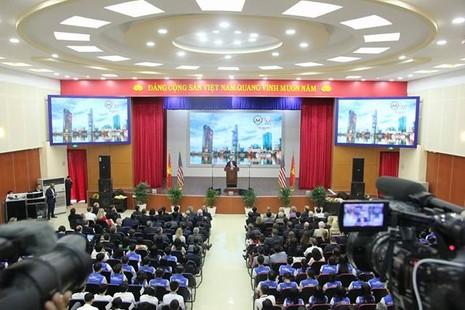 Ngoại trưởng Mỹ John Kerry phát biểu tạm biệt Việt Nam - ảnh 1