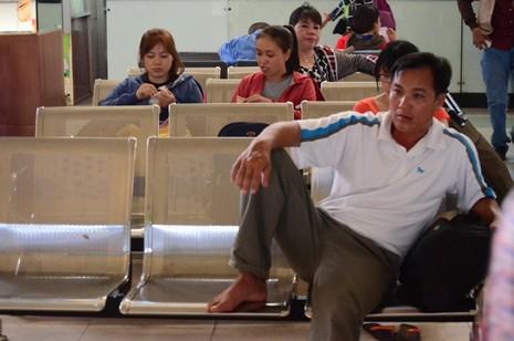 Lễ Giỗ Tổ: Bến xe Miền Đông vắng khách - ảnh 4