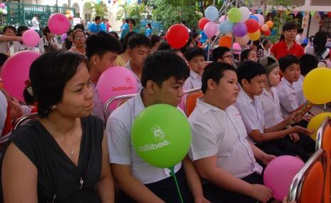 Ấm tình thương trong Ngày Hội của trẻ tự kỷ ở TP.HCM - ảnh 6