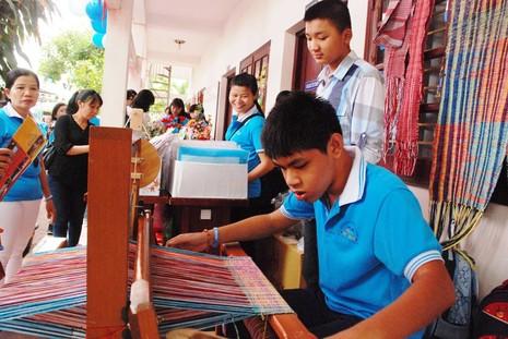 Ấm tình thương trong Ngày Hội của trẻ tự kỷ ở TP.HCM - ảnh 3