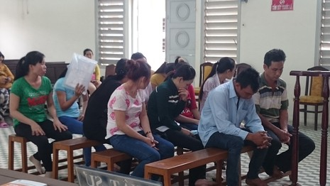 Xét xử đường dây đưa 37 phụ nữ sang Singapore trái phép - ảnh 1