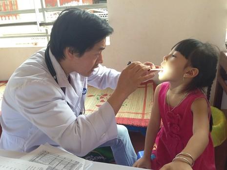 Bệnh viện Tai Mũi Họng Sài Gòn sẽ mổ miễn phí cho người nghèo - ảnh 1