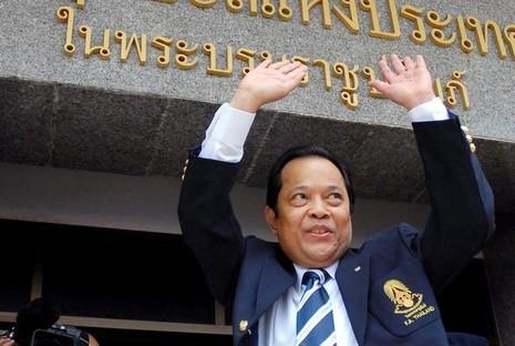 Chủ tịch Worawi mất suất Thường trực FIFA - ảnh 1