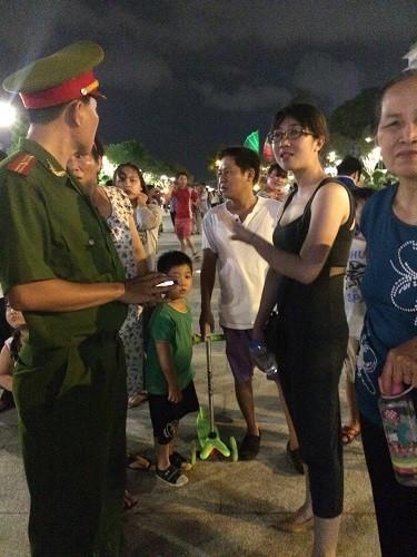 Tăng cường công an mật phục, camera an ninh cho phố đi bộ Nguyễn Huệ - ảnh 1