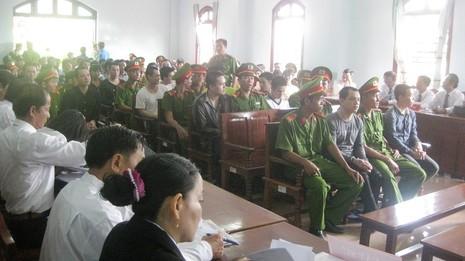 51 bị cáo bị truy tố tội giết người trong vụ xử Hiền 'kháp' - ảnh 2