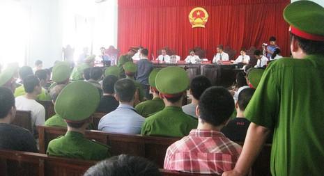 51 bị cáo bị truy tố tội giết người trong vụ xử Hiền 'kháp' - ảnh 3