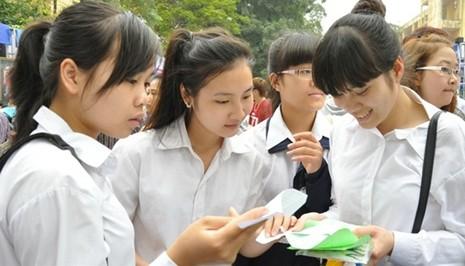 Quảng Trị: 3.000 trong hơn 10.000 thí sinh thi tại cụm cơ sở - ảnh 1