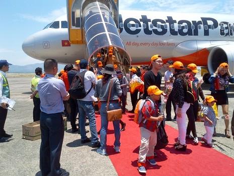 Jetstar chính thức mở đường bay giá rẻ TP.HCM - Chu Lai - ảnh 1