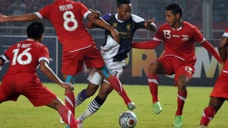 Tuyển Indonesia phải đá hai trận không khán giả - ảnh 2