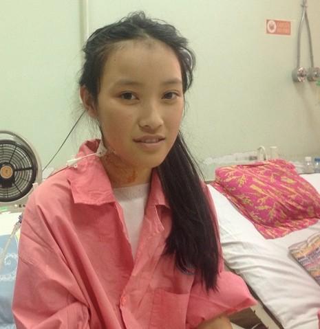 Cứu sống thiếu nữ suýt đột tử nhiều lần - ảnh 1