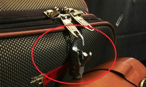 Mất hành lý ở sân bay: 'Ai trồng khoai đất này?' - ảnh 1