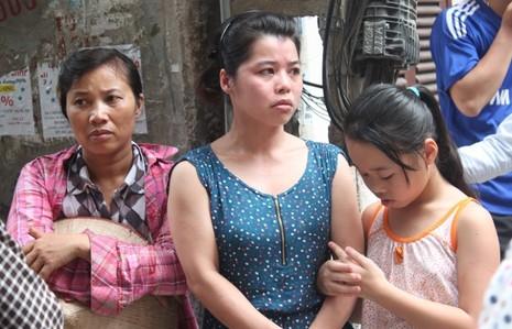 Giây phút sinh tử của gia đình 5 người chết cháy ở Hà Nội - ảnh 2