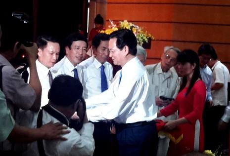 Thủ tướng Nguyễn Tấn Dũng nói về quy hoạch báo chí - ảnh 1
