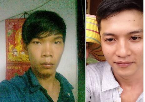 Thu giữ dao, súng hai nghi can sử dụng trong vụ thảm sát Bình Phước - ảnh 2