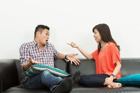 9 quy tắc khi tranh cãi với vợ - ảnh 1