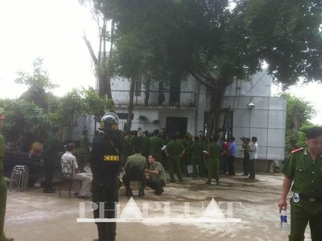 Kết thúc thực nghiệm hiện trường thảm sát Bình Phước - ảnh 9
