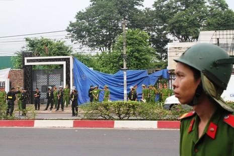Kết thúc thực nghiệm hiện trường thảm sát Bình Phước - ảnh 15