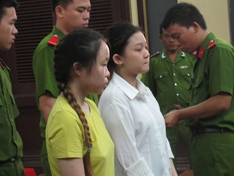 Nữ phạm nhân người Malaysia cùng con nhỏ được thả trước lễ - ảnh 1