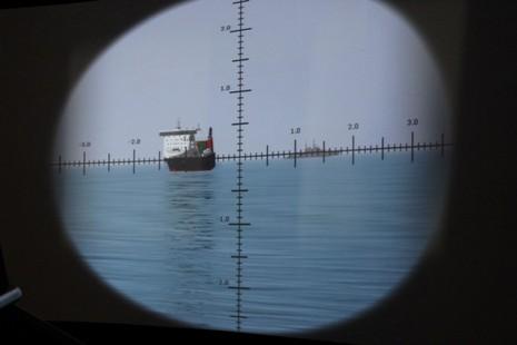 Ngắm đại dương qua cabin chiến hạm lớp Molnya 12418 - ảnh 4