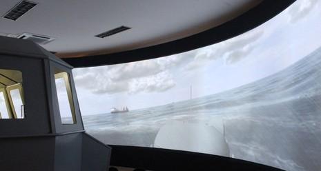Ngắm đại dương qua cabin chiến hạm lớp Molnya 12418 - ảnh 5