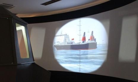 Ngắm đại dương qua cabin chiến hạm lớp Molnya 12418 - ảnh 6