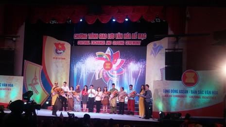 Ra thông điệp chung Diễn đàn Thanh niên ASEAN - ảnh 3
