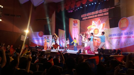 Ra thông điệp chung Diễn đàn Thanh niên ASEAN - ảnh 2