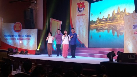 Ra thông điệp chung Diễn đàn Thanh niên ASEAN - ảnh 4