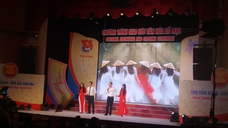 Ra thông điệp chung Diễn đàn Thanh niên ASEAN - ảnh 10