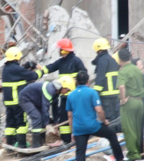 Thông tin mới vụ sập công trình nhà hàng ở Cần Thơ - ảnh 2