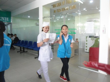 TP.HCM tiếp tục ra mắt đội 'Tiếp sức người bệnh' tại bốn bệnh viện - ảnh 3