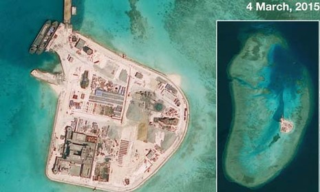 Việt Nam phản bác tuyên bố của chủ tịch Trung Quốc về biển Đông - ảnh 1