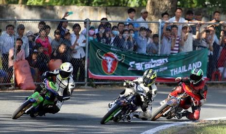 Nguyễn Viết Linh vô địch vòng 4 giải Suzuki Raider R150 - ảnh 4