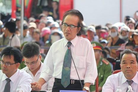 Xử vụ thảm sát Bình Phước: Dương, Tiến lãnh án tử, Thoại 16 năm tù  - ảnh 13